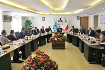 Joint Cooperation Agreement Underway between IDRO and Indian Companies