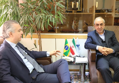 Brazil ready to expand co-op with Iran in road transportation