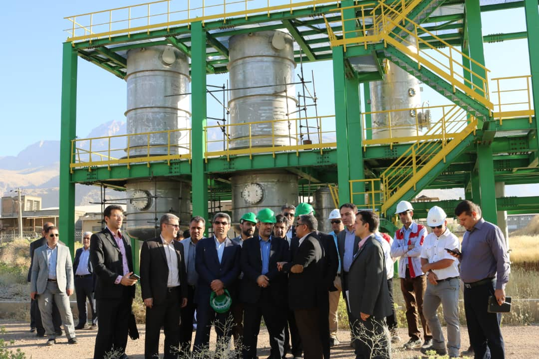 IDRO Invests 2200b Rials in Kermanshah's New Industries