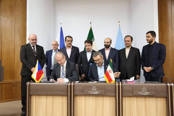 Czech Republic, Iran to Broaden Economic Cooperation