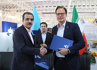 Iran, Germany to work on organizing exhibits