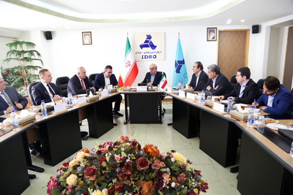 Iran, Belarus to Expand Cooperation On Rail Transportation, Hi-Tech