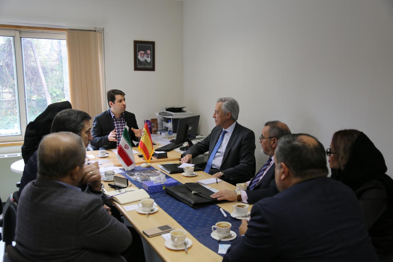 Iran, Spain explore avenues for industrial cooperation
