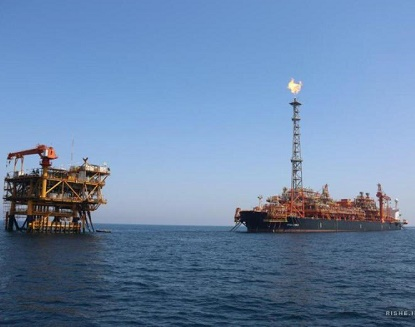 Gas Flow From South Pars 14 Begins