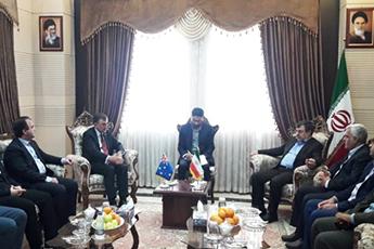 Australia in maritime, shipbuilding cooperation with Iran