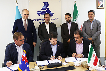 Iran, Australia ink MOU on joint manufacturing of electric cars, motorcycles