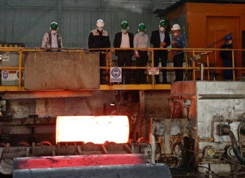 همکاری وزارت نفت و لولهگستر اسفراین گسترش مییابد