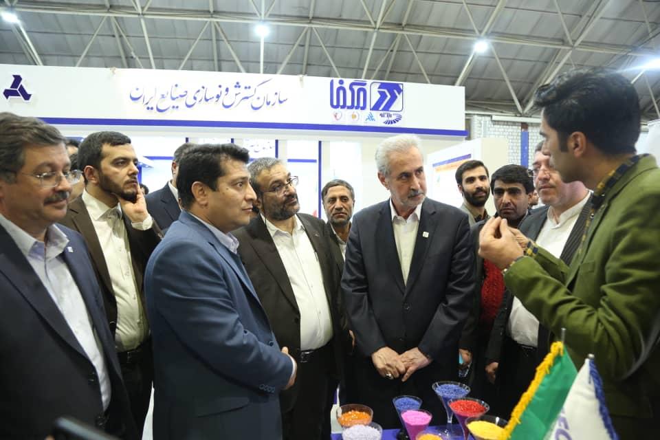هفتمین نمایشگاه و جشنواره نوآوری و فناوری ربع رشیدی (رینوتکس ۲۰۱۹ )