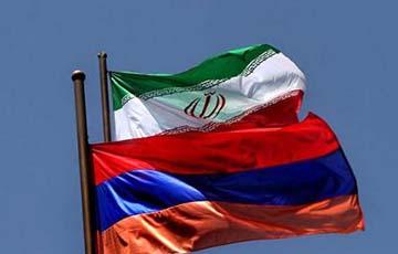 ایران یکی از پنج شریک اصلی تجاری ارمنستان است