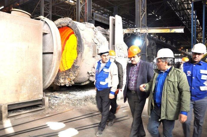 طرح تکمیلی فولاد اسفراین امسال به بهرهبرداری میرسد