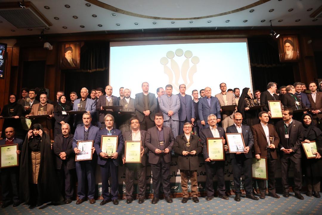 معرفی برگزیدگان دهمین دوره جایزه تعالی منابع انسانی