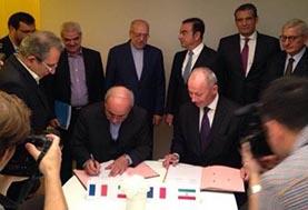 دور جدید همکاری های خودرویی ایران و فرانسه آغاز شد