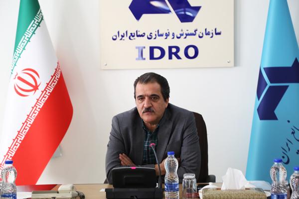 قائم مقام سازمان گسترش و نوسازی صنایع ایران منصوب شد