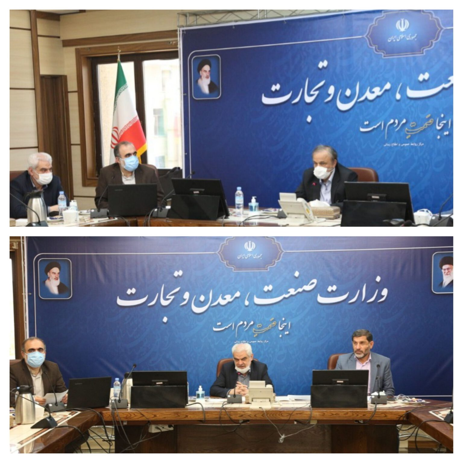 حل مشکلات کارخانجات خوزستان در ستاد تسهیل و رفع موانع تولید