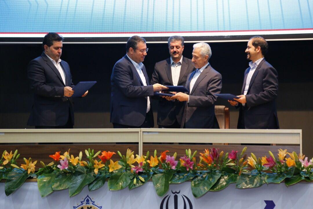 امضای تفاهمنامه ۴ جانبه ساخت داخل و رونق تولید