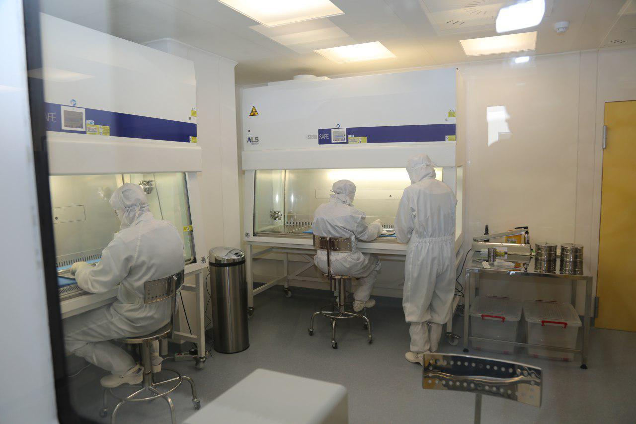 راه اندازی دومین مرکز بیو ایمپلنت در استان کرمانشاه