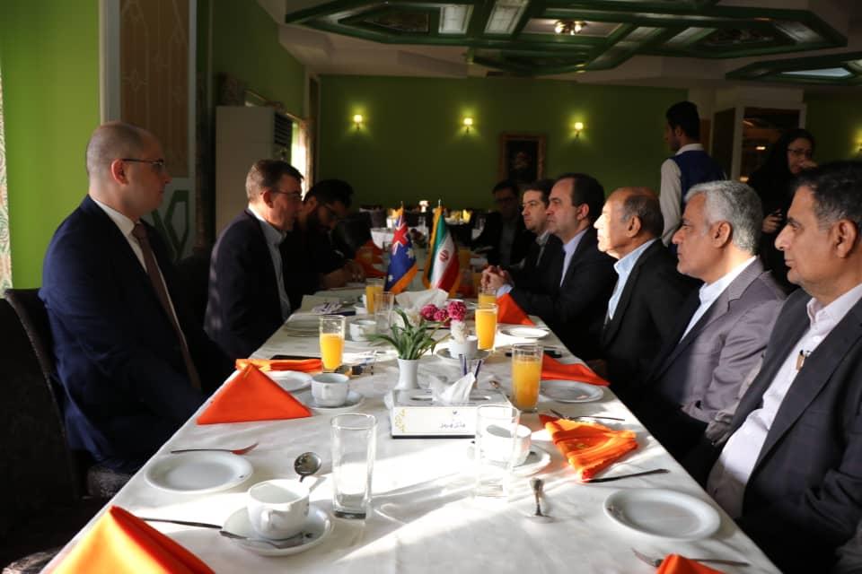 استرالیا خواهان برقراری خط مستقیم دریایی با ایران است