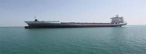 کشتی اقیانوسپیمای ایران – کاشان تا یکماه دیگر به آب انداخته میشود