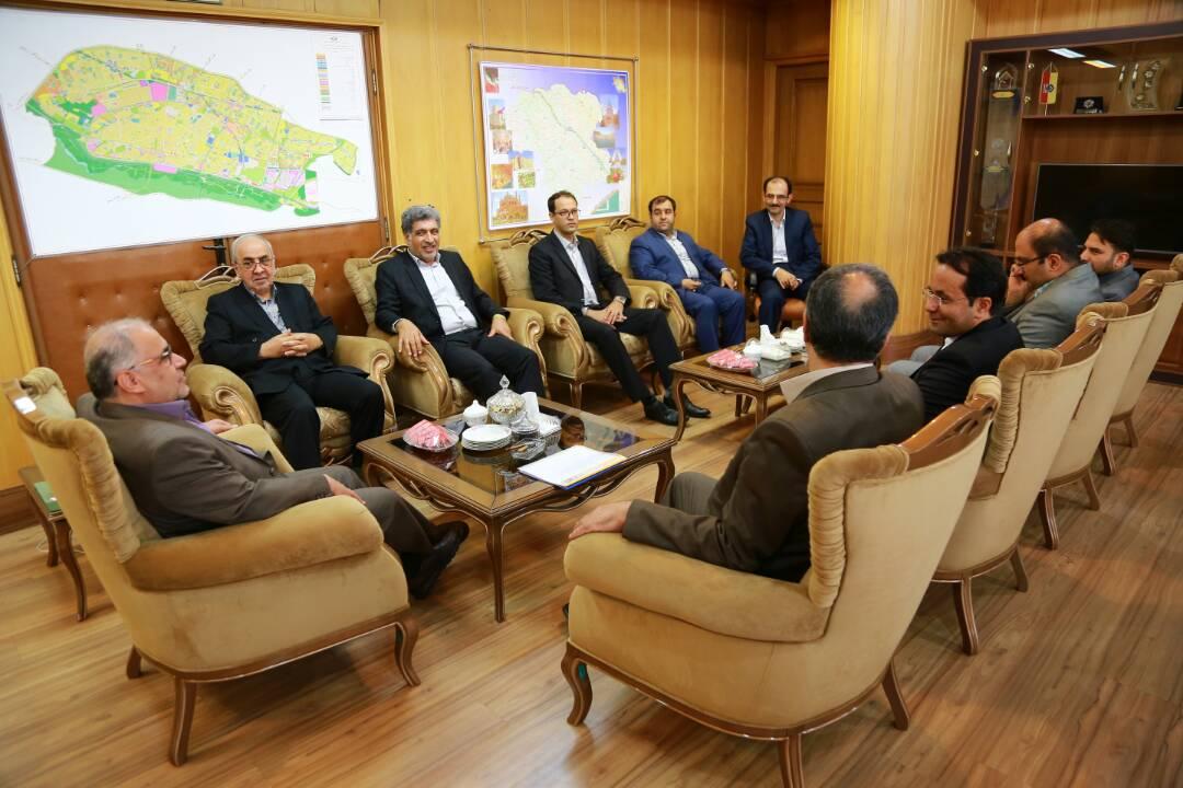 سفر معاون وزیر صنعت ، معدن و تجارت به استان زنجان