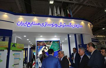 حضور ایدرو در بیست و دومین نمایشگاه بینالمللی نفت، گاز، پالایش و پتروشیمی
