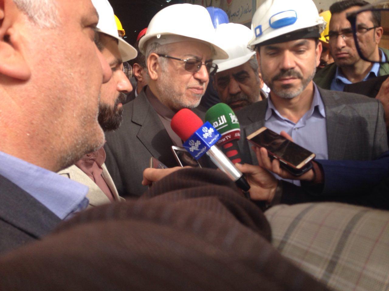 ظرفیت کارخانه قند دزفول توسعه می یابد