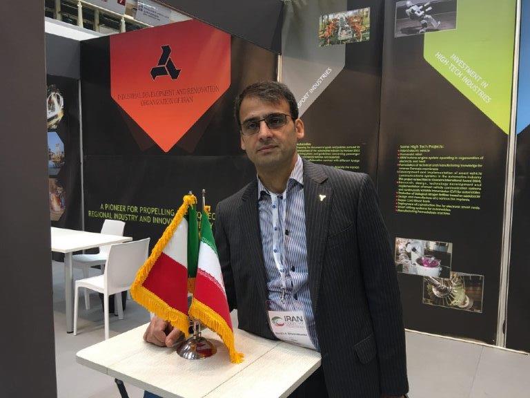 صنعت گران ایتالیایی توجه خاص به سرمایه گذاری در ایران دارند