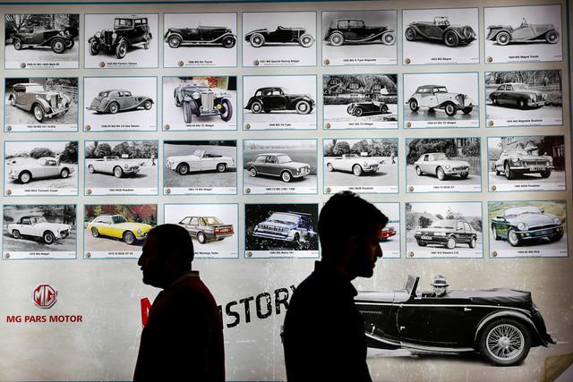 بهترین راهکار برای ارتقاء صنعت خودروسازی، مشارکت با برندهای مطرح خودروسازی بینالمللی است