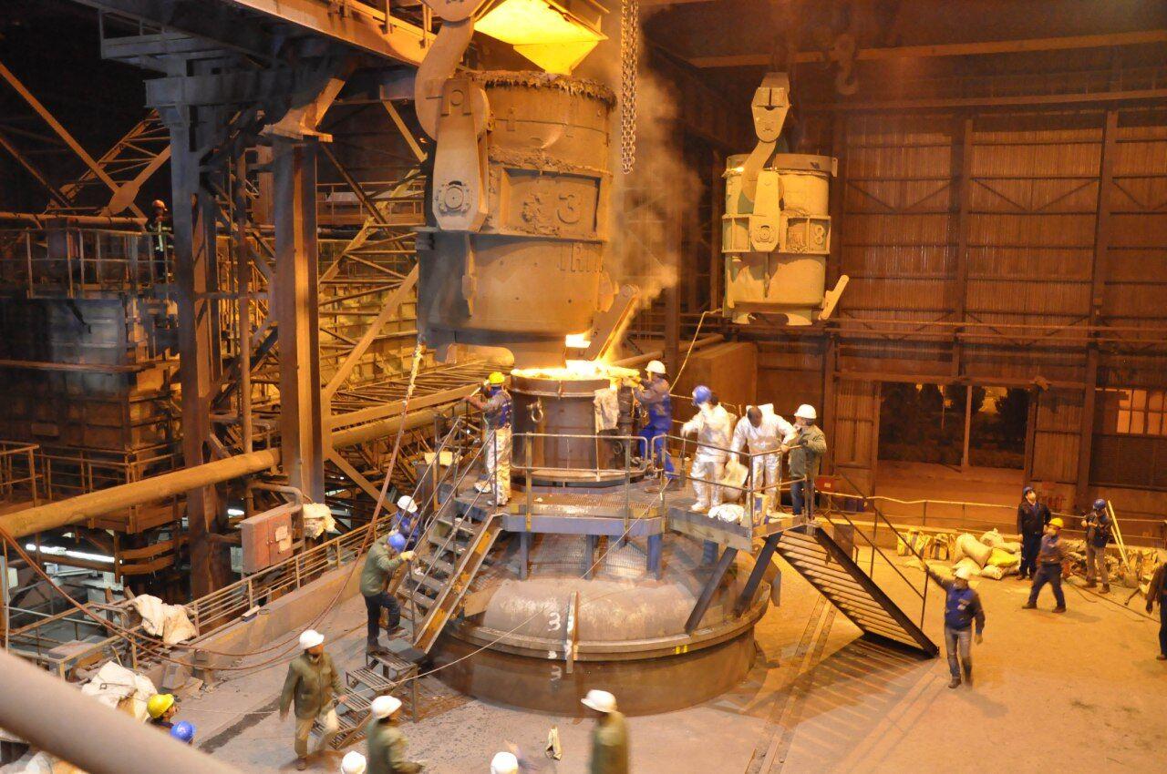 مجتمع صنعتی اسفراین ماشینهای اچ پی جی آر تولید میکند