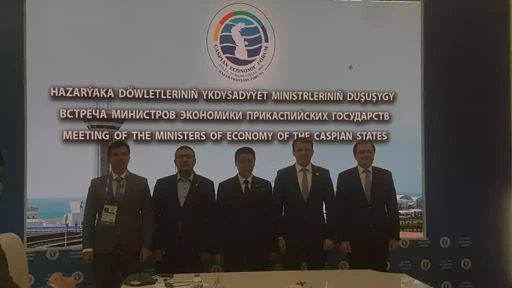 نخستین مجمع اقتصادی کشورهای حاشیه دریای خزر برگزار میشود