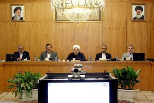 بررسی اقدامات ارزی و گزارش وزارت صنعت در جلسه هیات دولت 