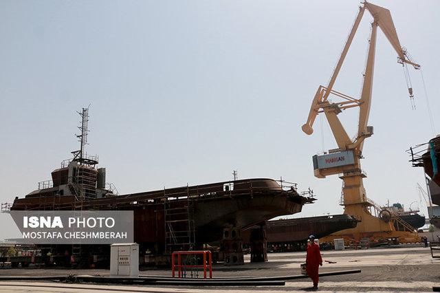 ساخت مشترک کشتی با خارجیها تنها راه کشتیساز شدن ایران