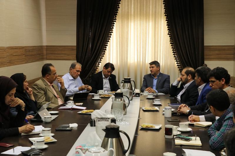 توافق همکاری همه جانبه سازمان مدیریت صنعتی و مرکز تحقیقات بیوشیمی و بیوفیزیک دانشگاه تهران