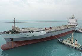 آغاز بهره برداری از ۴ پروژه ملی صنایع دریایی کشور