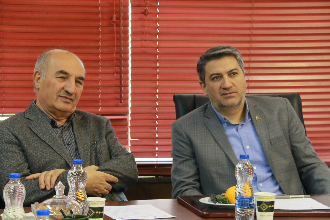 توافق سازمان مدیریت صنعتی و هلدینگ پارسیان برای توسعه همکاری ها