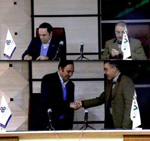 امضای تفاهم نامه همکاری بین سازمان مدیریت صنعتی و انجمن مهندسی صنایع ایران