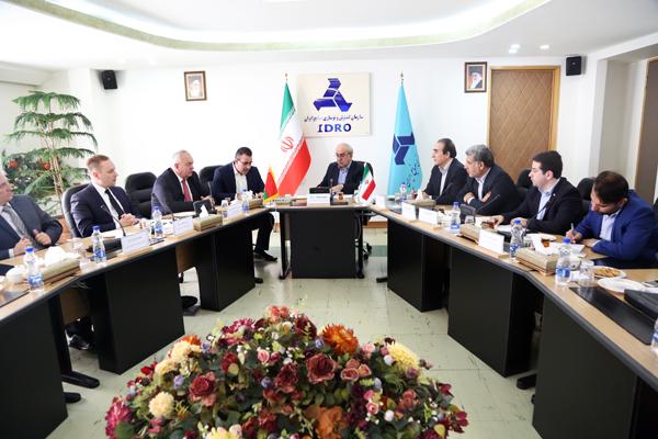 گسترش همکاری ایران و بلاروس در صنایع های تک و حمل و نقل ریلی