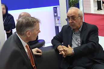 تلاش شرکت های انگلیسی برای گسترش همکاری های ریلی با ایران