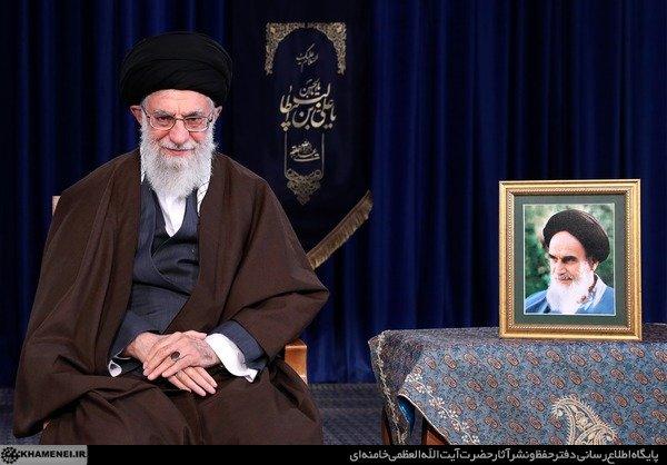 رهبر انقلاب با تبریک سال نو: شعار امسال «حمایت از کالای ایرانی» است