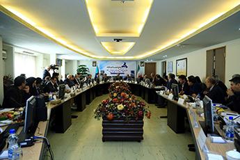 مجمع عمومی عادی سالیانه سازمان گسترش و نوسازی صنایع ایران سال ۱۳۹۵