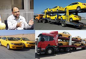سایپا با سهم 60 درصدی ، پیشتاز صادرات خودرو کشور