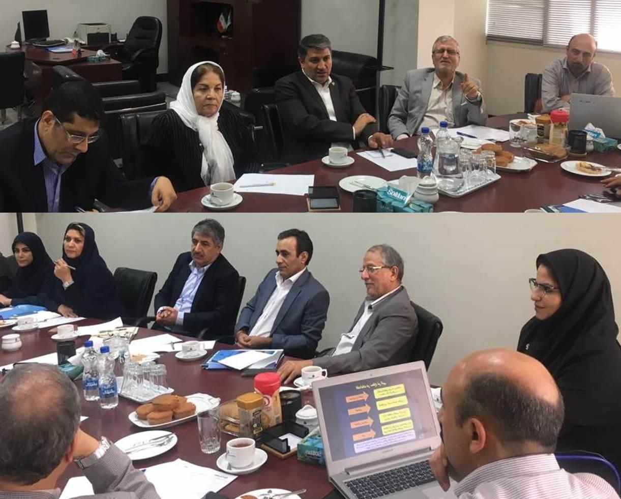 برگزاری دومین جلسه سیاستگذاری مسئولیت اجتماعی سازمانی