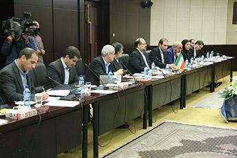 دیدار رئیس هئیت عامل ایدرو با وزرای خارجه و توسعه تجارت خارجی ازبکستان