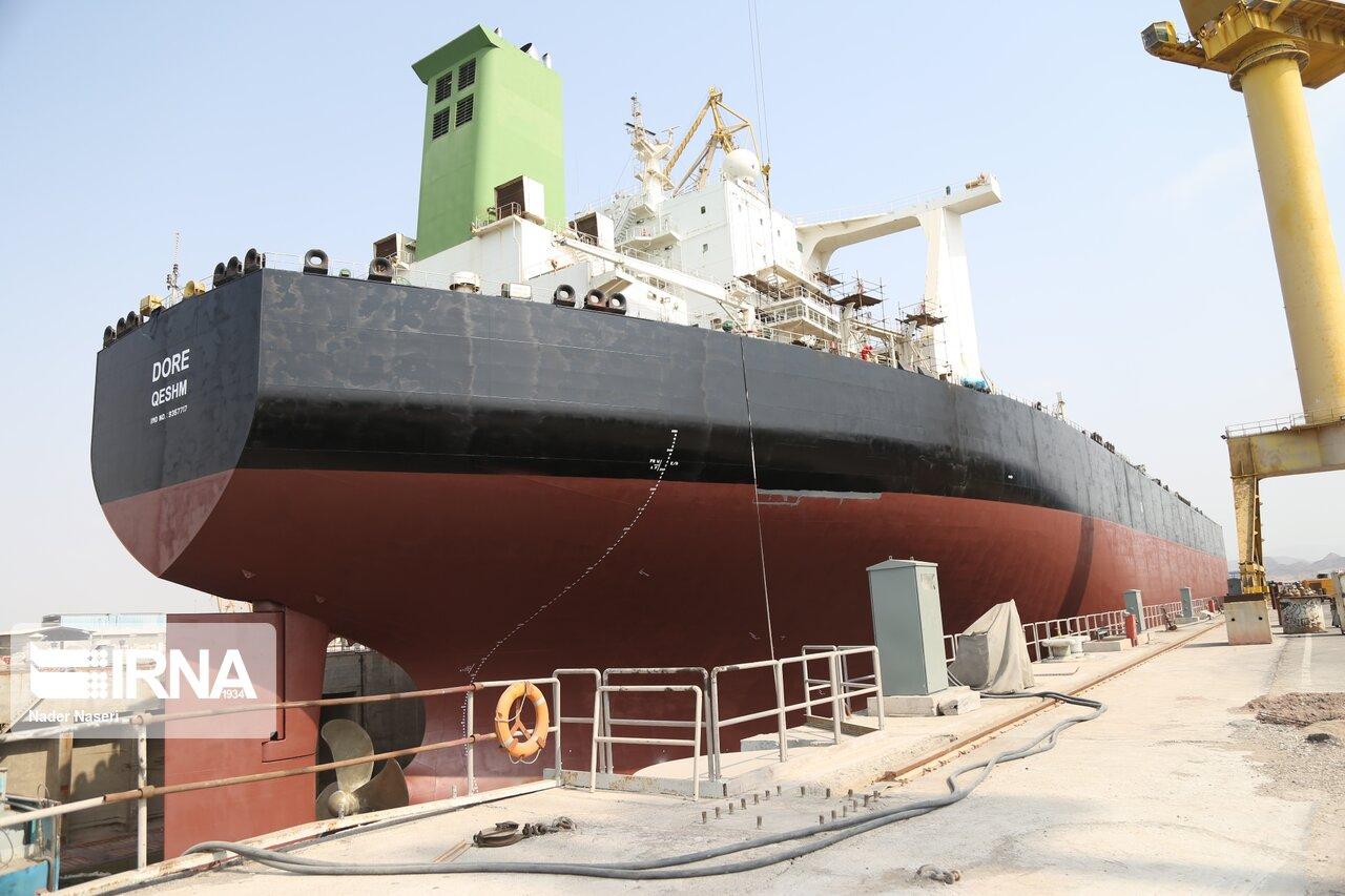 پایان تعمیرات سوپر نفتکش ۳۲۰ هزار تنی در ایزوایکو