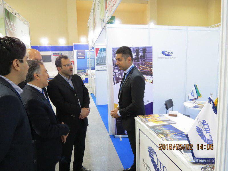 معرفی ایتکو در نمایشگاه بین المللی انرژی ترکیه