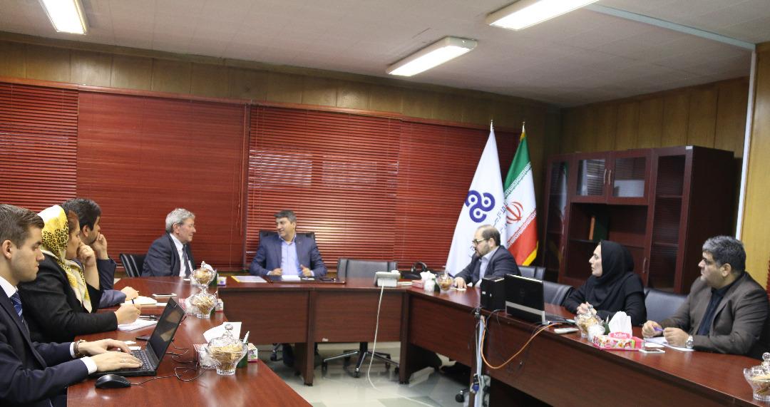 تفاهم سازمان  مدیریت صنعتی و سازمان مشاوره صنعتی مجارستان برای همکاری های مشترک