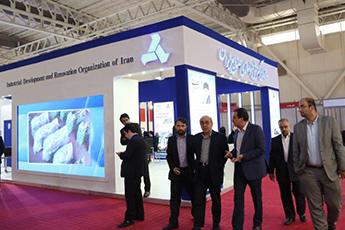 حضور مشترک سازمان گسترش و شرکت های تابعه درنمایشگاه بین المللی صنایع ریلی