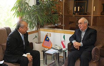 تاکید بر گسترش همکاری شرکتهای ایرانی و مالزیایی