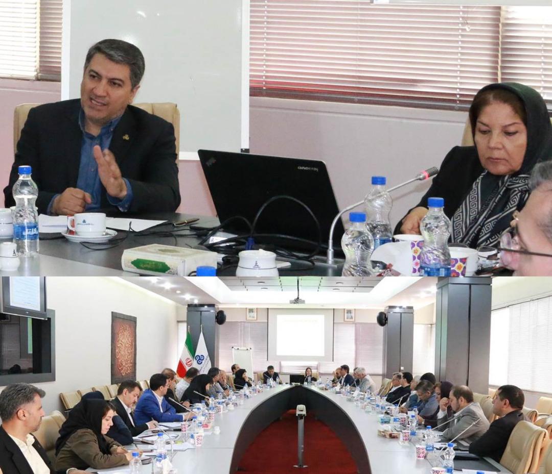 برگزاری دومین جلسه کمیته علمی چهاردهمین کنفرانس توسعه منابع انسانی