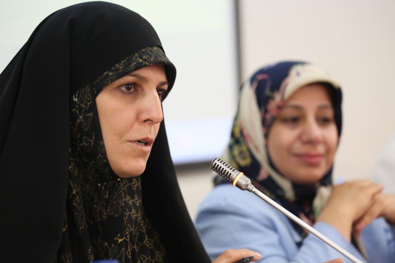 حضور معاون رییس جمهور در امور زنان و خانواده در نشست تخصصی دوازدهمین کنفرانس منابع انسانی