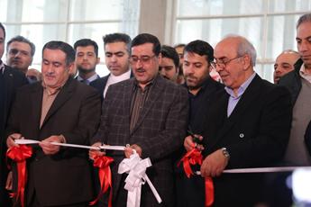 افتتاح دومین نمایشگاه بینالمللی خودرو تهران